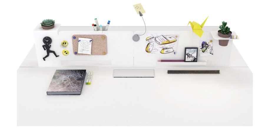 Desk top Panel